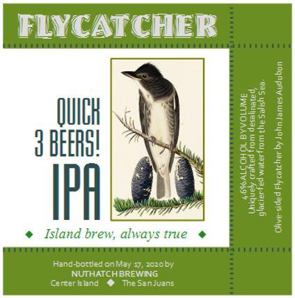 Flycatcher IPA SNIP